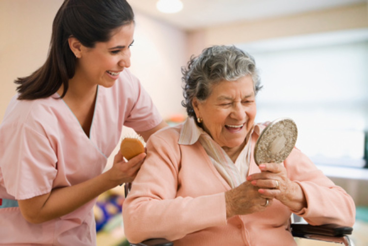How is Caregiver Scheduling and Reliability Managed?