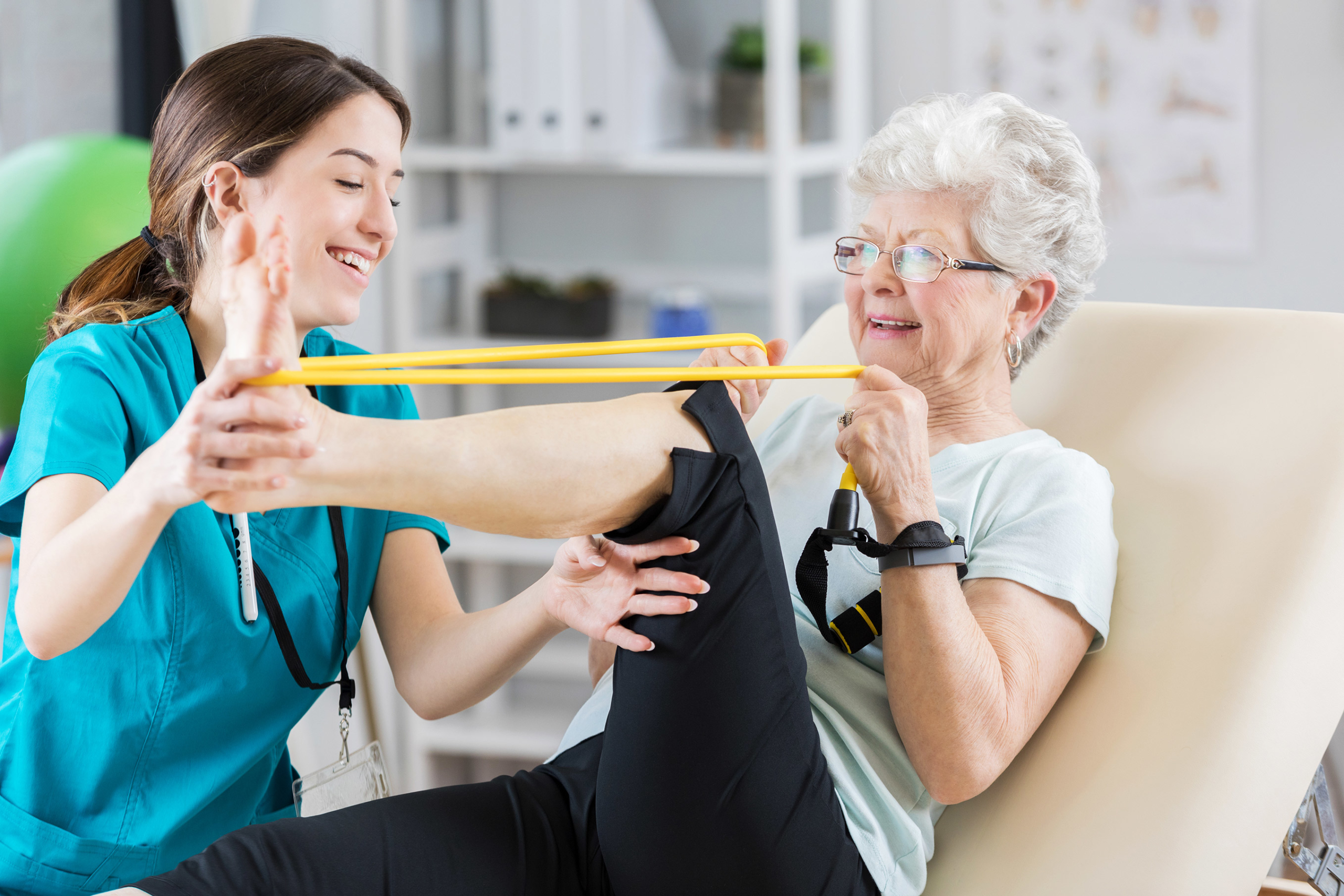 Skilled Nursing   Physical Therapy